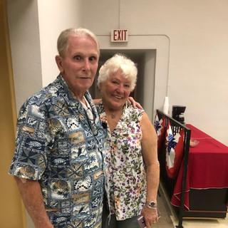 Bill & Kay Strait