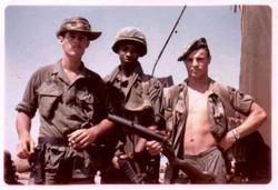 Hugh Crooks Vietnam