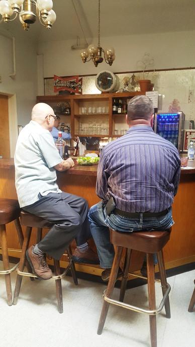 Don Jr. and dad Don Sr., both Veterans