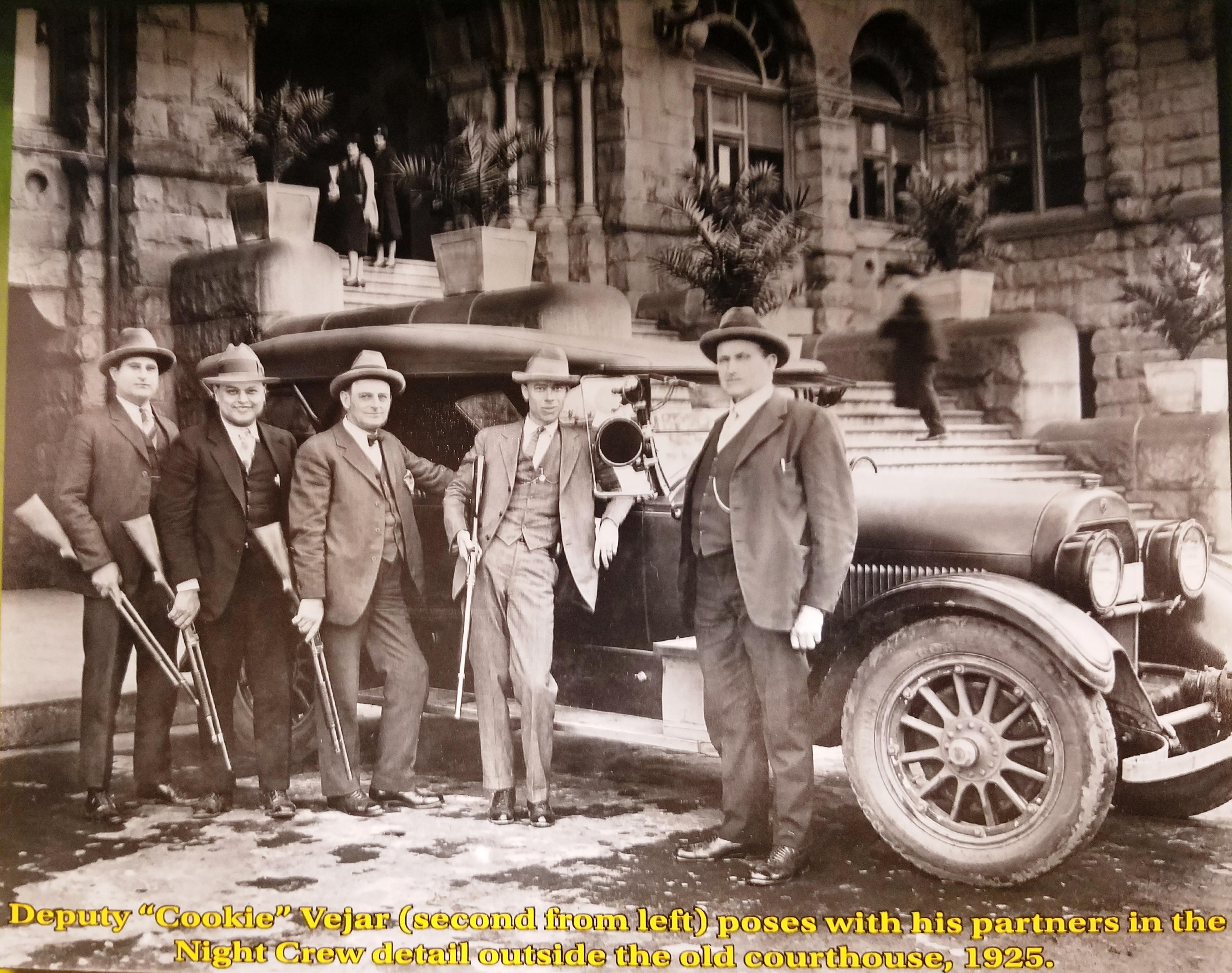 LASD Night Crew Detail 1925