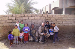 Juan Santiago Habbaniyah Iraq 2006_2