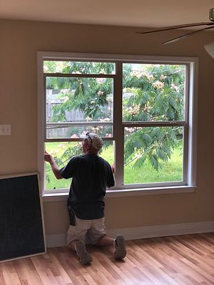 Residential glass windows, insulated glass unit, mississippi