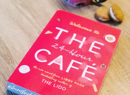 The 24 Hour Cafè by Libby Page ★★★★★