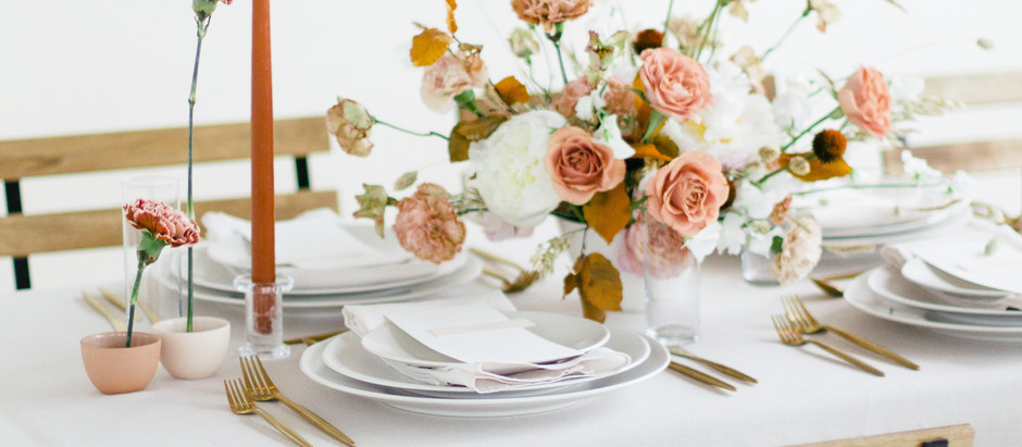 Helpful Tips for your Wedding Floral Design