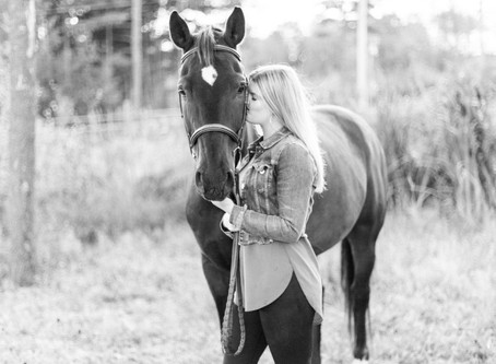 5 Tips for your Equestrian Session