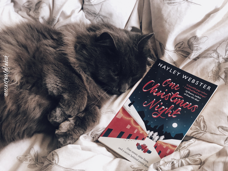 One Christmas Night by Hayley Webster ★★★★★