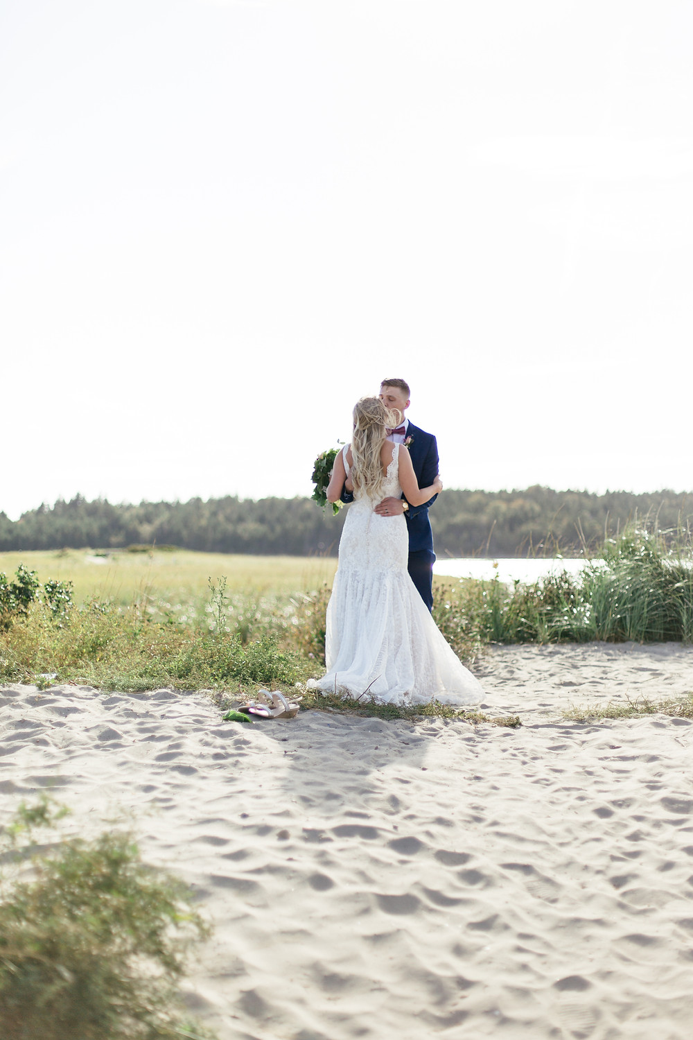 Planning and elopement or micro wedding in Nova Scotia with Marie Roy Photography