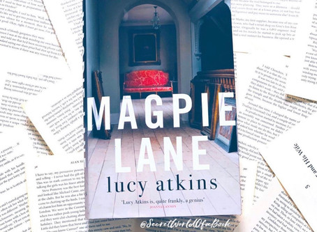Magpie Lane by Lucy Atkins ★★★★★