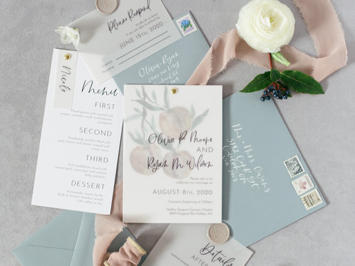Detail Styling to Elevate Your Wedding Day