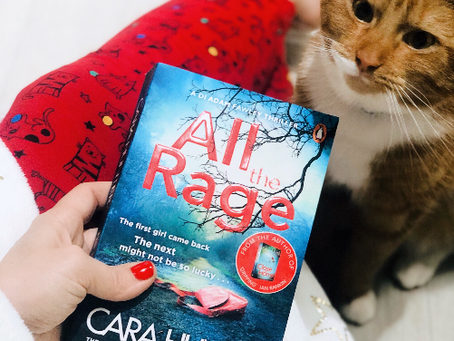 All The Rage by Cara Hunter ★★★★★