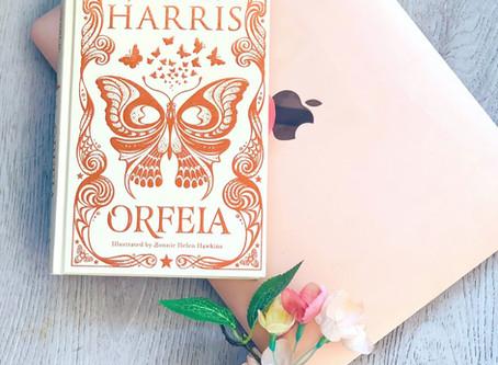 Orfeia by Joanne M. Harris