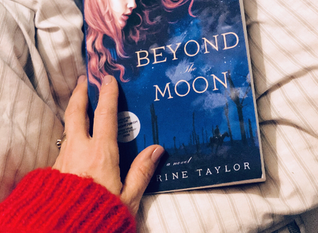 Beyond The Moon by Catherine Taylor ★★★★★                       🏆 My book choice of the year so far🏆