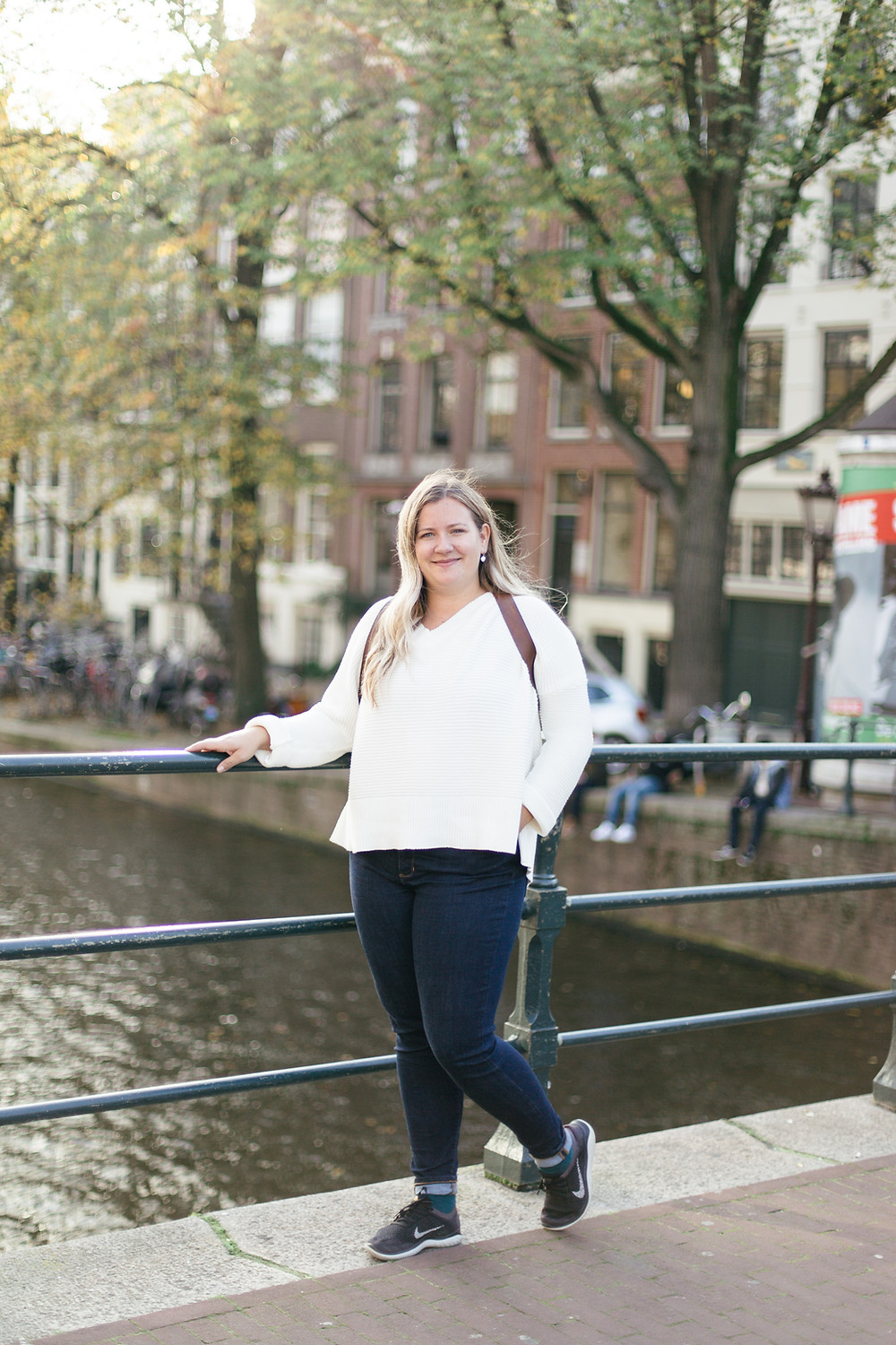 Tips for traveling with a carry on bag with Marie Roy Photography in Amsterdam