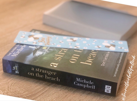 A Stranger On The Beach by Michele Campbell ★★★★☆
