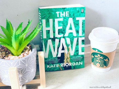 The Heatwave by Kate Riordan