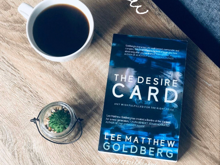 The Desire Card by Lee Matthew Goldberg ★★★★☆