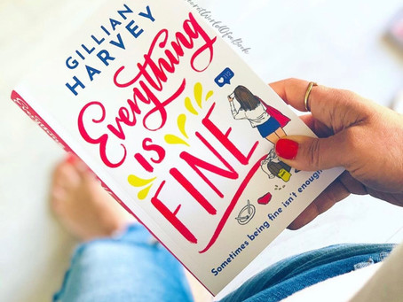 Everything Is Fine by Gillian Harvey