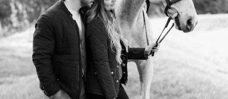 Equestrian Inspired Engagement