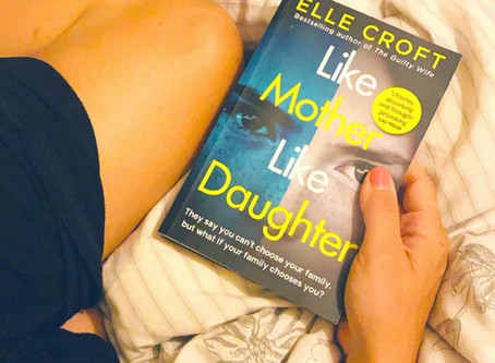 Like Mother like Daughter by Elle Croft