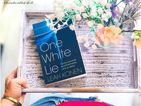 One White Lie by Leah Konen