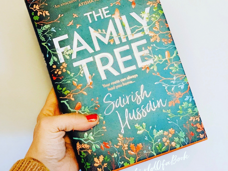 The Family Tree by Sairish Hussain ★★★★☆