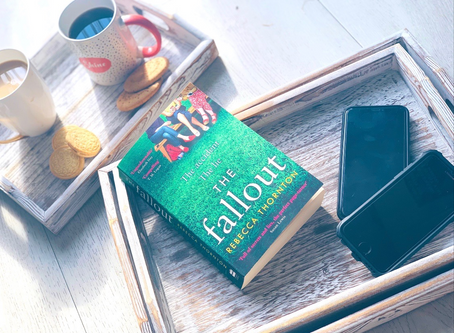 The Fallout by Rebecca Thornton ★★★★☆