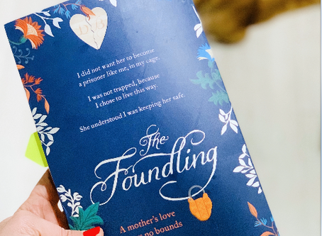 🏆 The Foundling by Stacey Halls ★★★★★