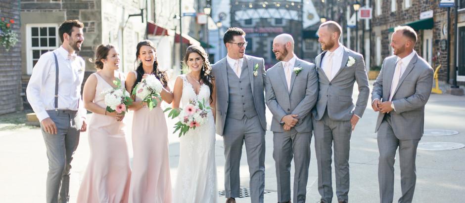 Halifax Casino Wedding