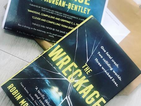 The Wreckage by Robin Morgan - Bentley ★★★★★