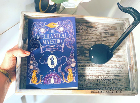 The Mechanical Maestro by Emily Owen