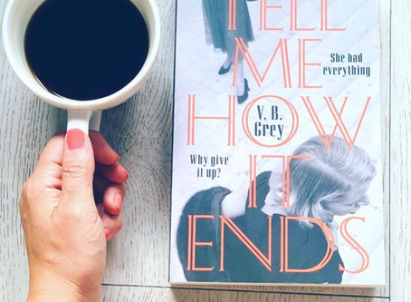 Tell Me How It Ends by V.B Grey