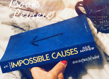 Impossible Causes by Julie Mayhew ★★★★★