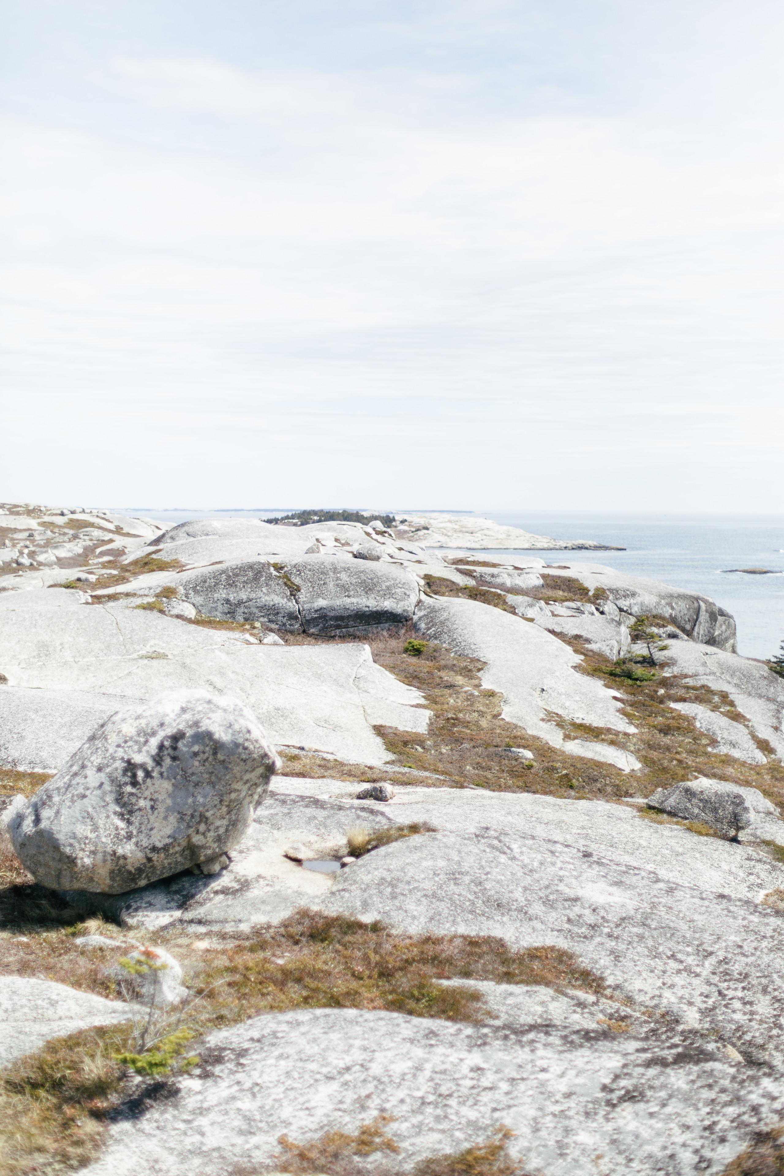 Polly's Cove Nova Scotia