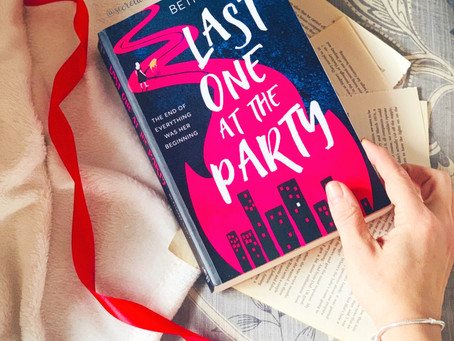 - Last One At The Party by Bethany Clift -