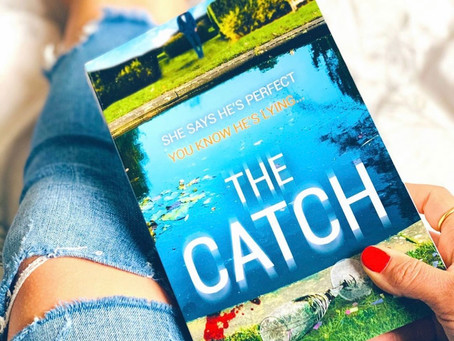 The Catch by TM Logan