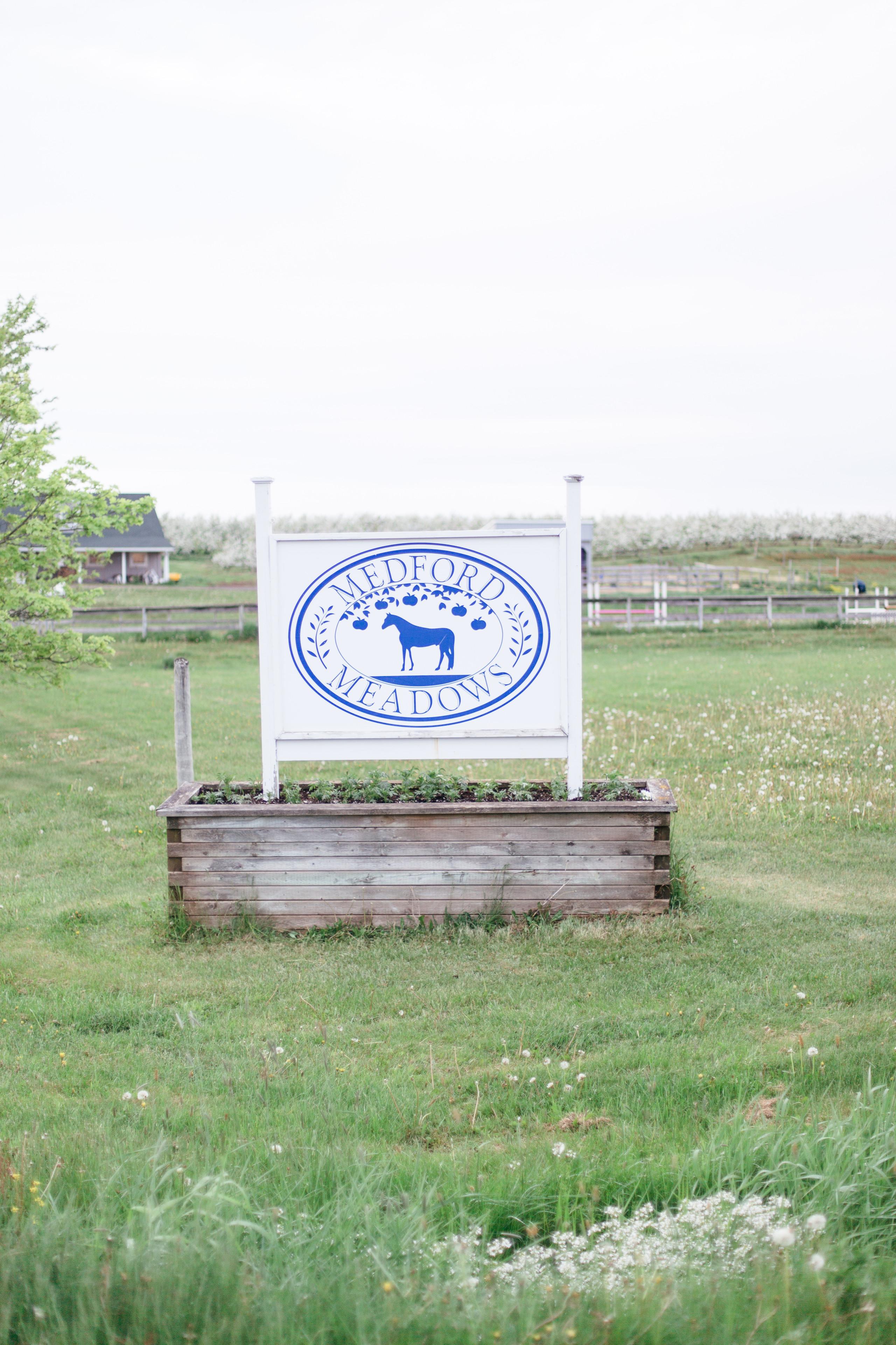 medford meadows farm annapolis valley nova scotia