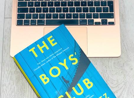 The Boys Club by Erica Katz