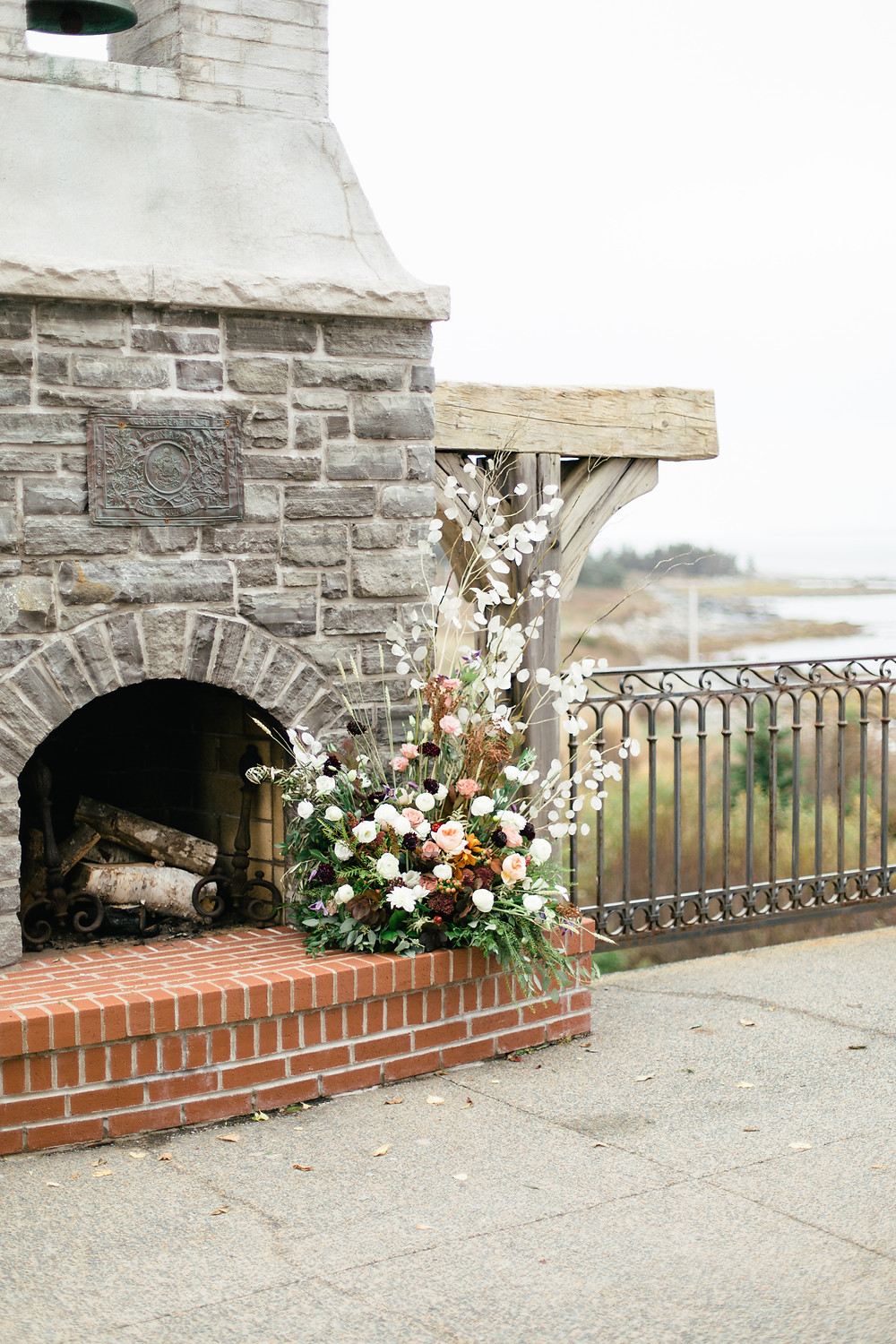 Little Thistle Floral Design and Marie Roy Photography Halifax Wedding Photographer