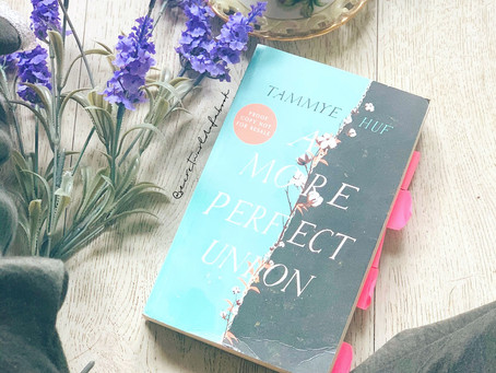 - A More Perfect Union by Tammye Huf -