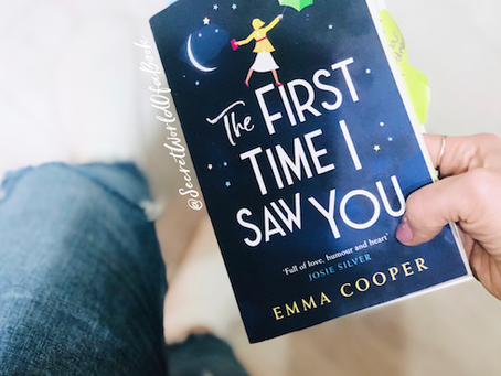 The First Time I Saw You by Emma Cooper ★★★★★