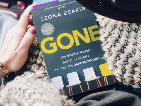 Gone By Leona Deakin ★★★★★