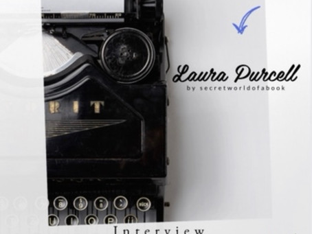 Interview With An Author - Laura Purcell -