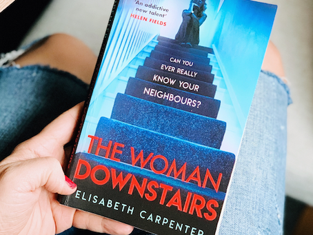 The Woman Downstairs by Elisabeth Carpenter ★★★★☆