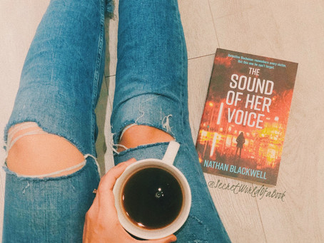 The Sound Of Her Voice by Nathan Blackwell ★★★★☆