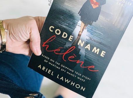Code Name Hélène by Ariel Lawhon ★★★★☆
