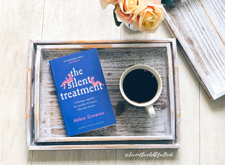 The Silent Treatment by Abbie Greaves ★★★★★