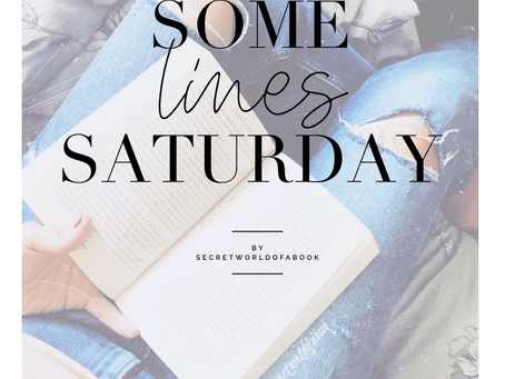 - Some Lines Saturday - February 20th 2021 -