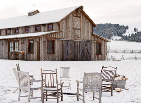 Top Reasons to do a Winter Wedding