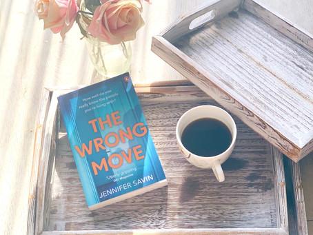 The Wrong Move by Jennifer Savin