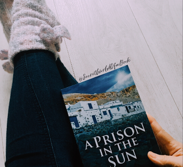 A Prison In The Sun by Isobel Blackthorn A Canary Island's Mystery book three ★★★☆☆